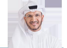الأستاذ فهد عبد الله القاسم